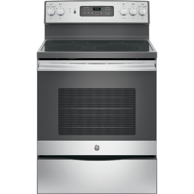 """30"""" Free-Standing Electric Range Finish/Color: Stainless Steel"""