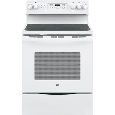 """30"""" Free-Standing Electric Range Finish/Color: White"""
