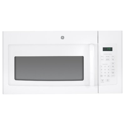 """30"""" 1.6 cu. ft. Over-the-Range Microwave Finish: White/White"""