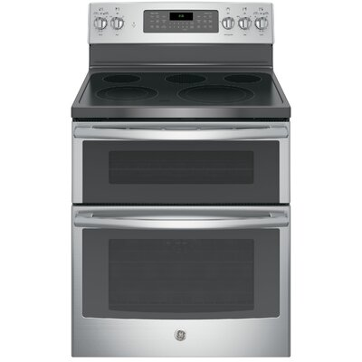 """30"""" Free-Standing Electric Range Finish: Stainless Steel"""