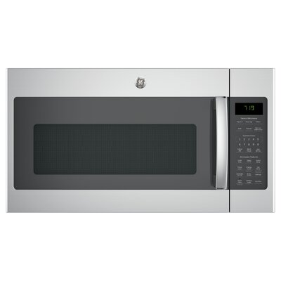 """30"""" 1.9 cu. ft. Over-the-Range Microwave Finish: Stainless Steel"""