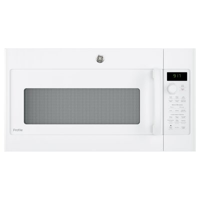 """30"""" 1.7 cu. ft. Over-the-Range Microwave Finish: White"""