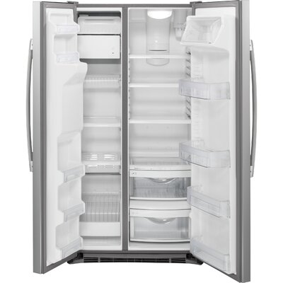 21.9 cu. ft. Counter-Depth Side-by-Side Refrigerator