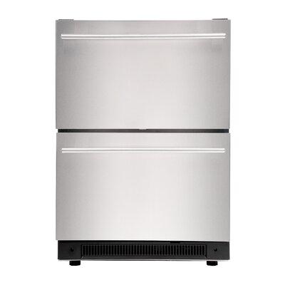 24-inch 5.4 cu. ft. Undercounter Compact Refrigerator