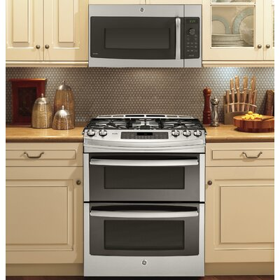 """30"""" 1.7 cu. ft. Over-the-Range Microwave with Advantium Technology"""