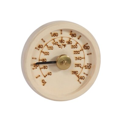 Engraved Thermometer