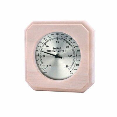Encased Thermometer Color: Aspen