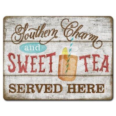 Sweet Tea Glass Cutting Board