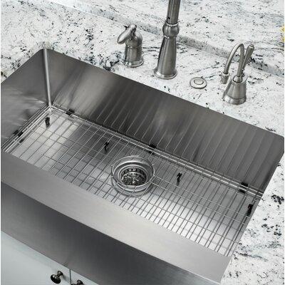 """36"""" L X 21"""" W Farmhouse/Apron Kitchen Sink"""