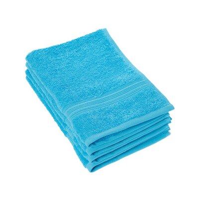 Peabody Cotton 100% Cotton Hand Towel Color: Squba Blue