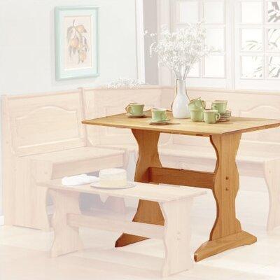 linon chelsea nook kitchen table reviews wayfair