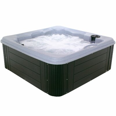 Andora 6-Person 40-Jet Spa with Lounger