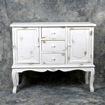 Finleyville Wooden 3 Drawer Accent Chest