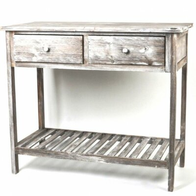 Foxburg Wooden Kitchen Console Table