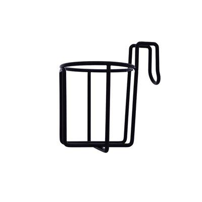 "Denali Cup Holder Size: 3.25"" H x 5"" W x 5"" D"