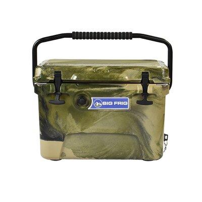 20 Qt. Denali Cooler Color: Army Camo