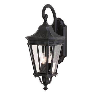 Feiss Cotswold Lane 1 Light Outdoor Wall Lantern