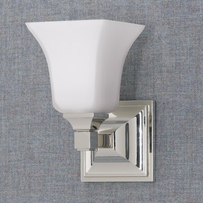 Feiss American Foursquare 1 Light Vanity Light