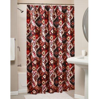Folk Festival Rustic Shower Curtain