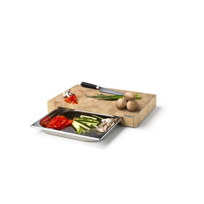 Continenta Andreas Cutting Board with Drawer
