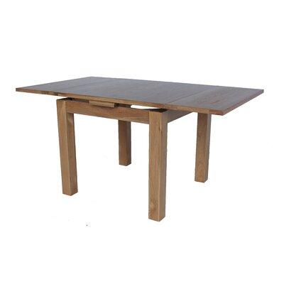 Pedraza 5 Piece Extendable Dining Set Color: Light Dark Oak