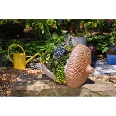 Oversized Acorn Plastic Pot Planter
