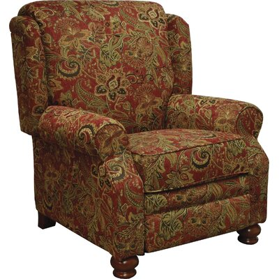 Baltic Recliner Upholstery: Red