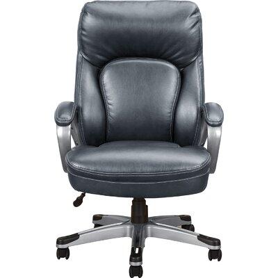 Alverta Executive Chair Color: Gray