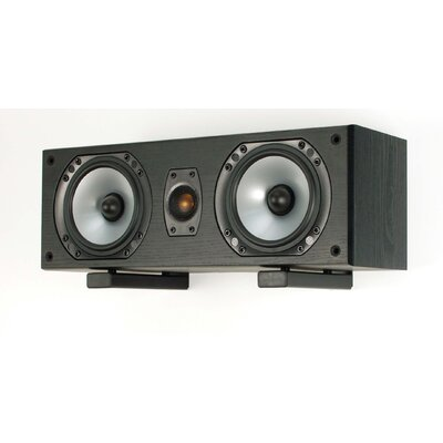 B-tech Mountlogic 10cm Wall Mount Set for Speakers