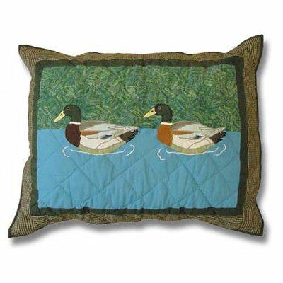 Patch Magic Mallard Pillow Sham