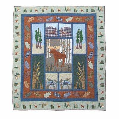 Patch Magic Moose Duvet Cover / Comforter