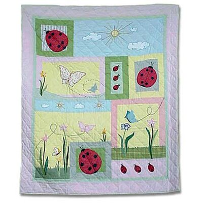 Patch Magic Ladybug Quilt