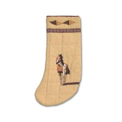 Patch Magic Wild Horses Stocking
