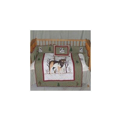 Call of The Wild 9 Piece Crib Bedding Set