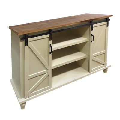 Philson Slider Storage Cabinet Color: Milky White