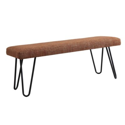 Weisinger Upholstered Bench