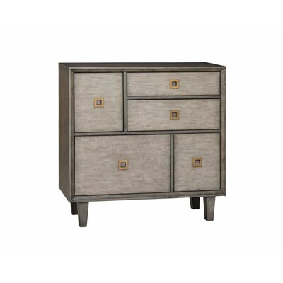 Darcy 3 Drawer Accent Chest