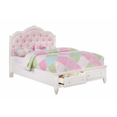 Diep Platform Bed with Storage Size: Twin