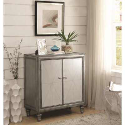 Jiron 2 Door Accent Cabinet