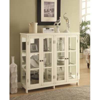 Birchwood 4 Door Accent Cabinet