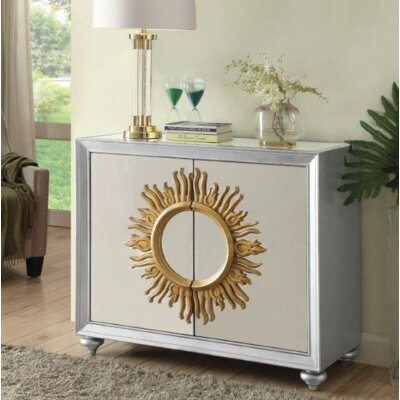 Hathorn 2 Door Accent Cabinet