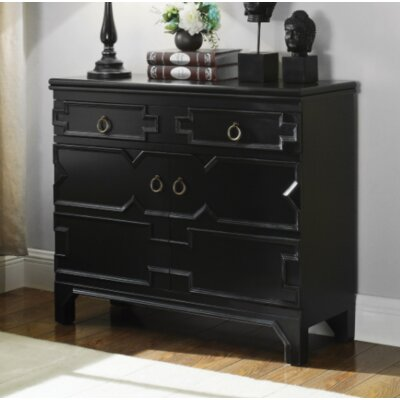 Harless 2 Door Accent Cabinet