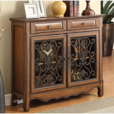 Colville 2 Drawer Accent Cabinet