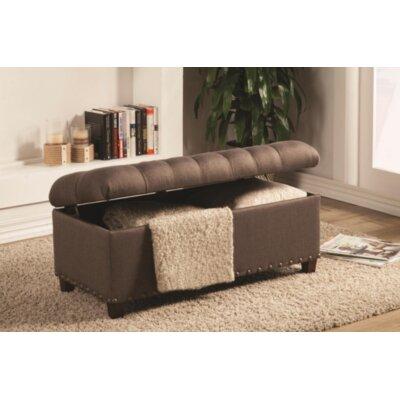 Longfellow Upholstered Storage Bench