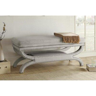 Koch Upholstered Bench