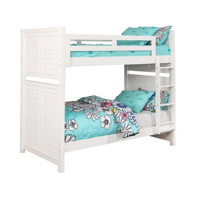 Werner Twin Over Twin Bunk Bed