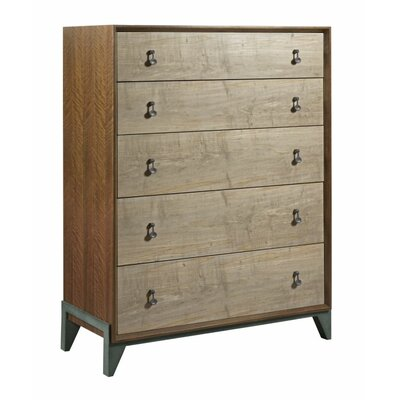 Nicolette 5 Drawer Accent Chest