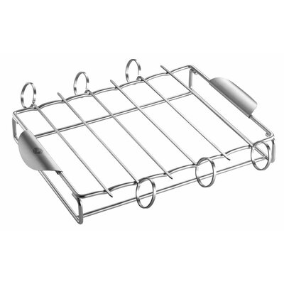 Poultry Roaster and Grill Rack