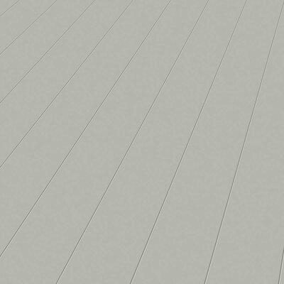 "7"" x 51"" x 9mm Laminate Flooring in Gray"