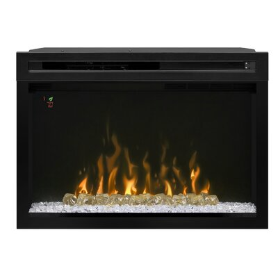 Multi-Fire XD Wall Mounted Electric Fireplace Insert Insert Style: Acrylic Ice